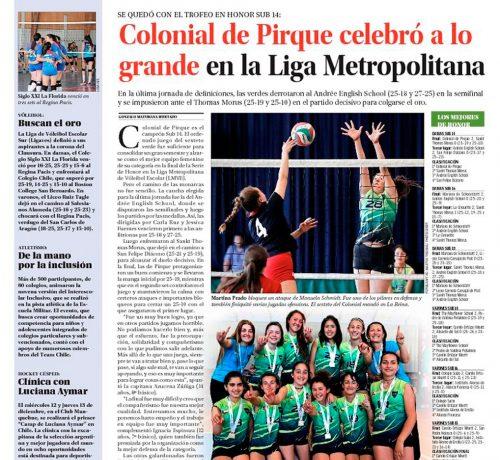 el-mercurio-campeonas-liga-metropolitana-sub-14-voleibol-escolar-colonial-de-pirque
